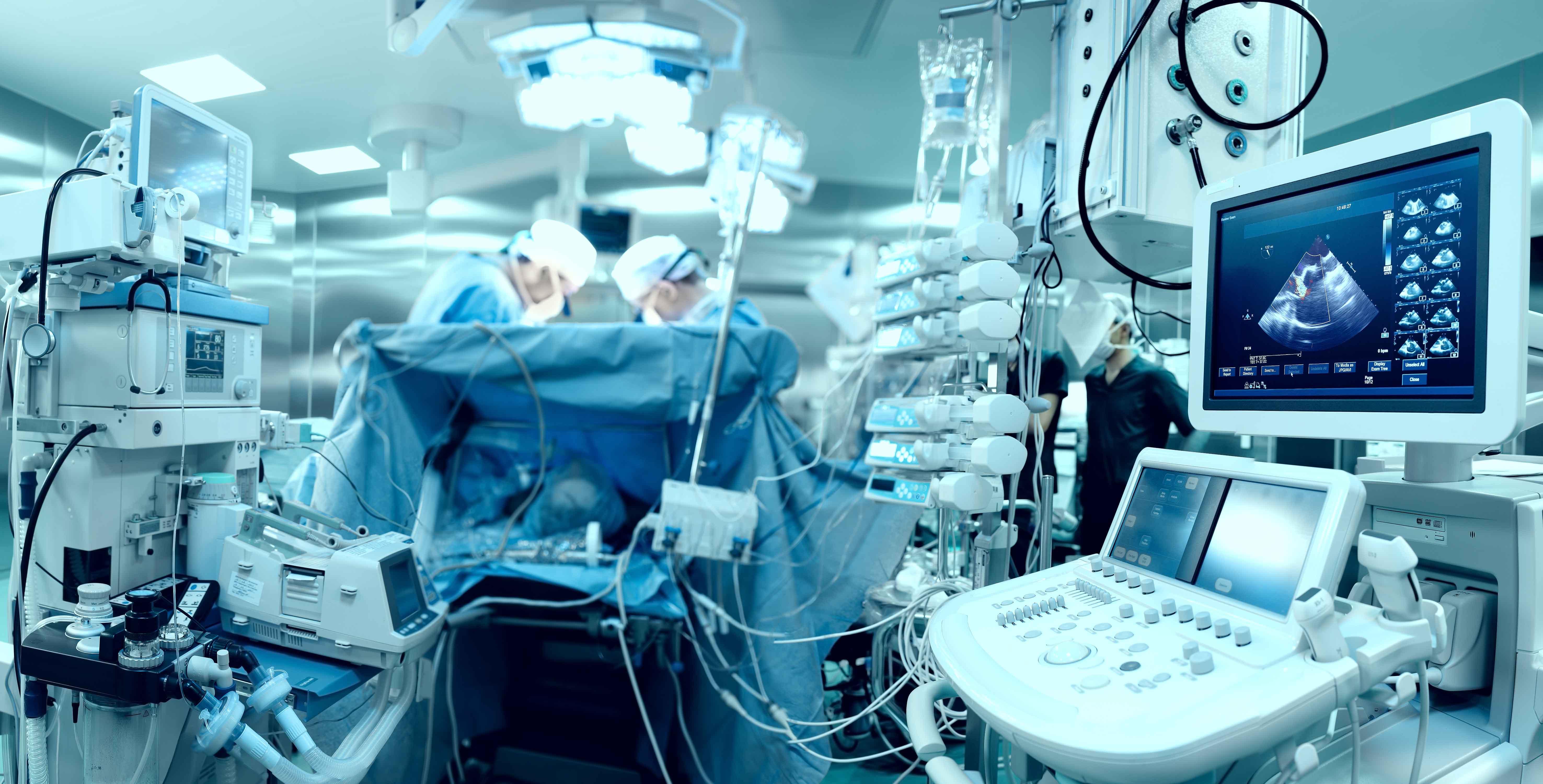 Puesto de cuidados intensivos