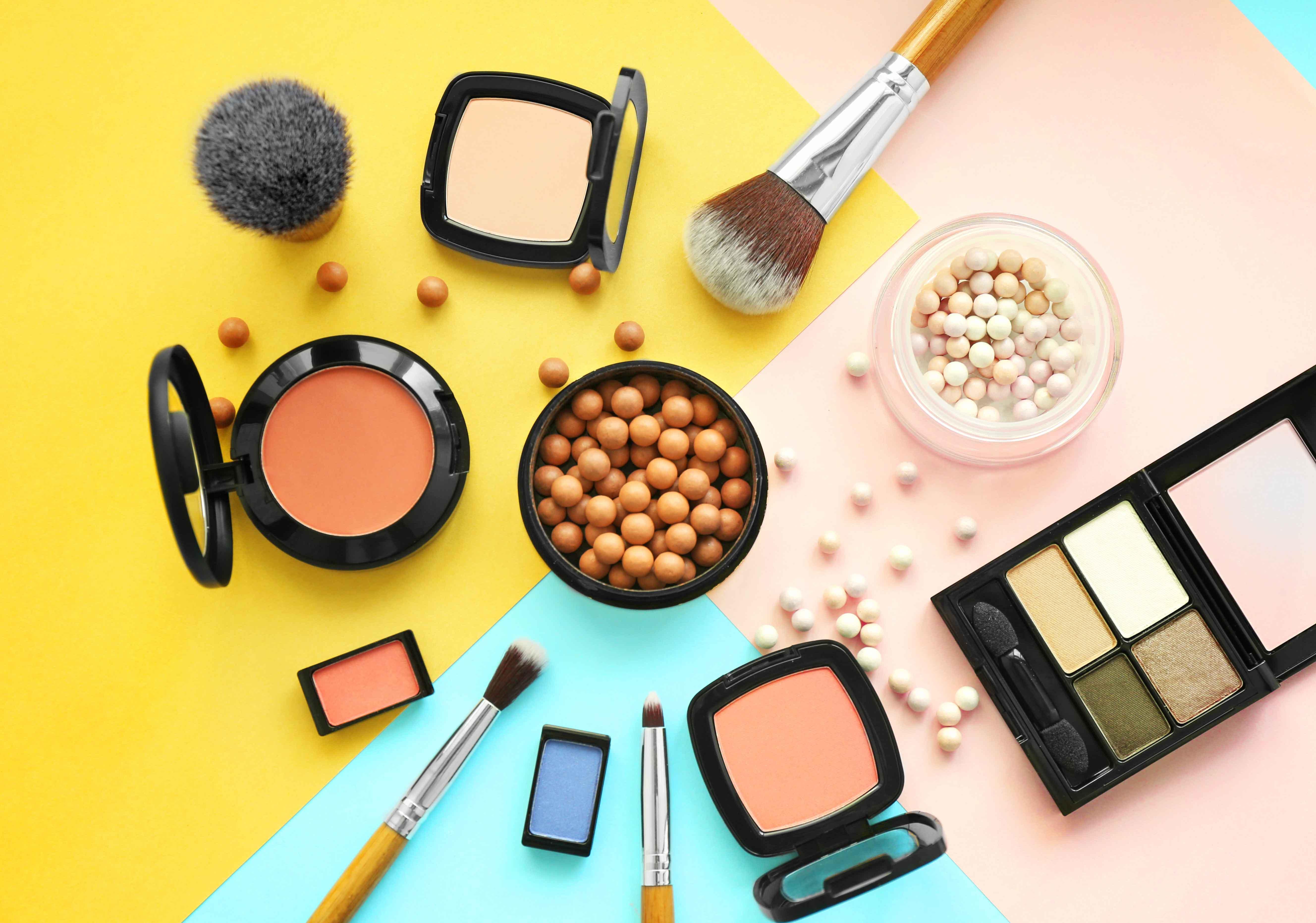 Productos cosméticos