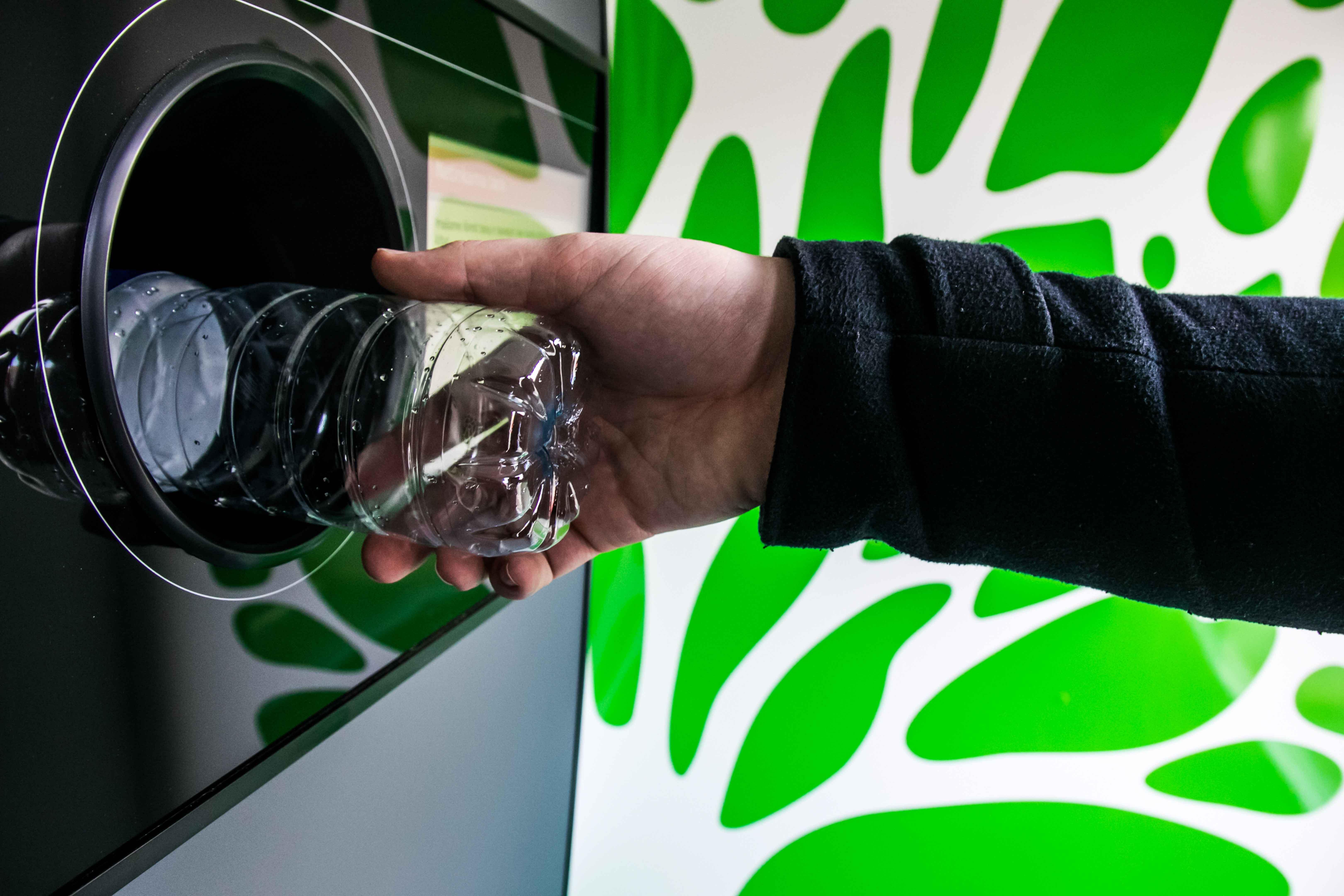 Envase ecológico reciclable