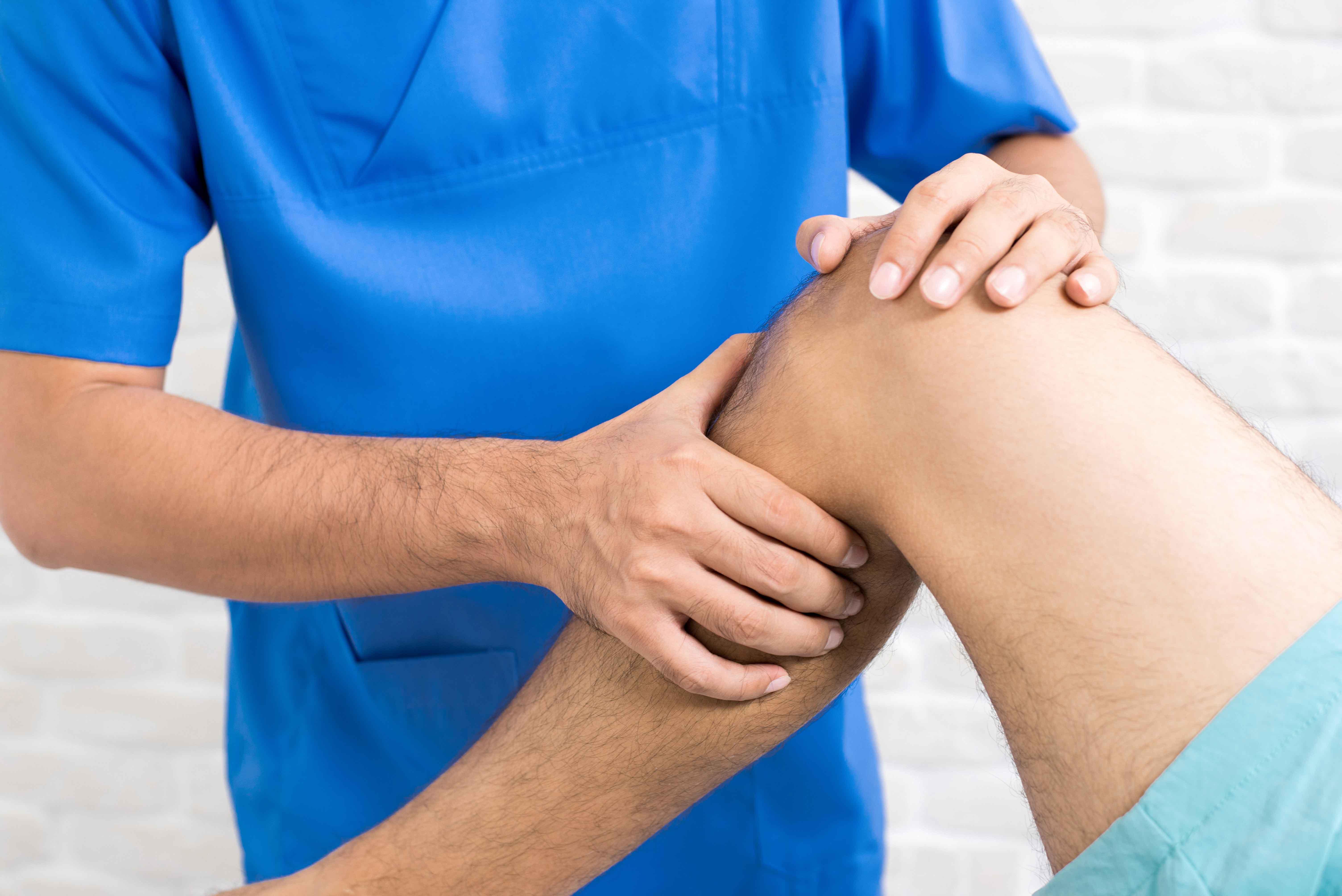 Rehabilitación de rodilla en movimiento